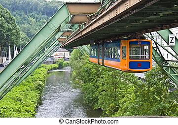 flotter, tram