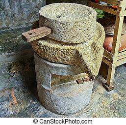 Flour milling