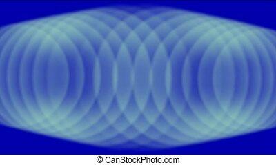 flow circle pulse,Overlap...