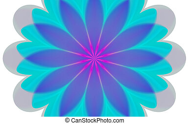 Flower Abstract