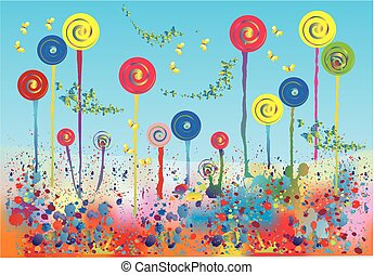 flower arrangement,