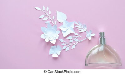 Flower arrangement. Flowers, fragrance, perfume