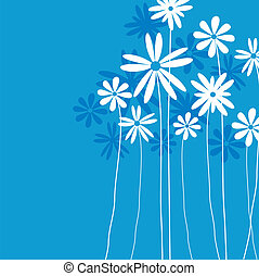 flower background for art projects,