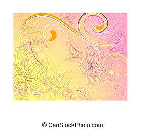 Flower background2