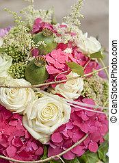 Flower bouquet - Lovely fresh flower bouquet
