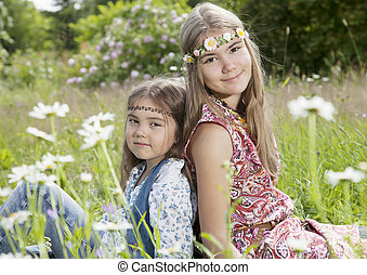 Flower children