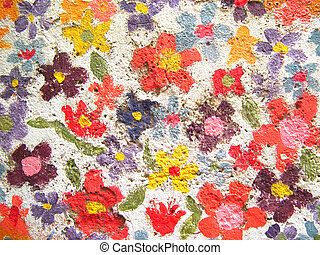 Flower City walls
