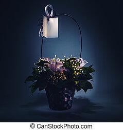 Flower Decoration as a Present