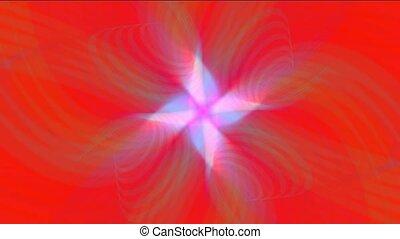 flower fancy pattern, Psychedelic