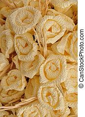 Flower for thai cremation background
