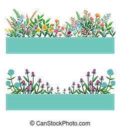 Flower illustration for cartoon isolated on white background
