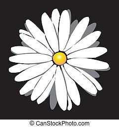 Flower in vector format