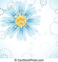 flower., margarida