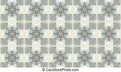 flower mosaics pattern background