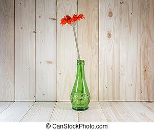 Flower on table