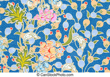 flower pattern background.