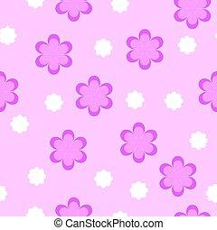 flower pattern seamless