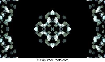 flower pattern,blister,bubble,Stone