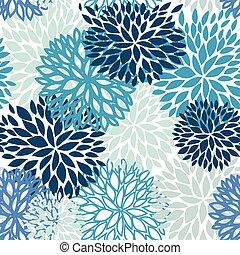 flower seamless pattern - Spring flower seamless pattern....