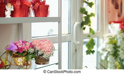 Flower Shop Interior