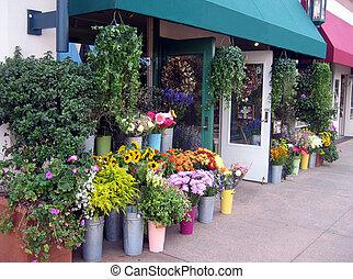 Flower Store - Florist
