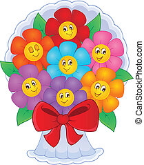 Flower theme image 8