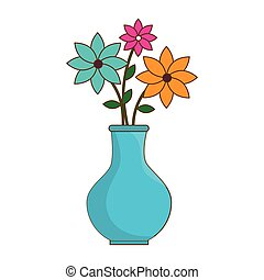 Flower Vase Stock Illustrations 6 437 Flower Vase Clip