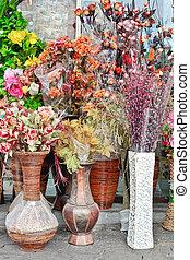 Flowers at florist
