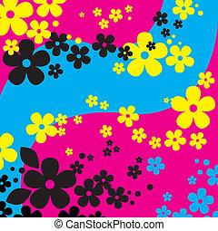Flowers Background (illustration)