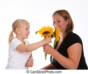 Flowers for mother