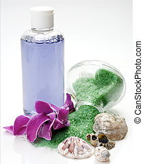 flowers fragrant oil