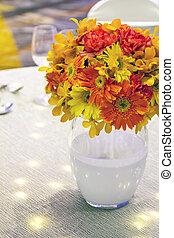 Flowers mixed bouquet