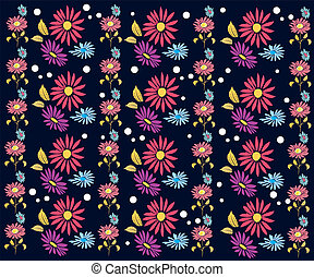 Flowers Pattern Design