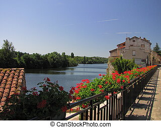 Southwest of France, Lot, Quercy, Midi-Pyrenees