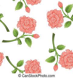 flowers., seamless
