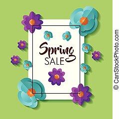 flowers spring sale