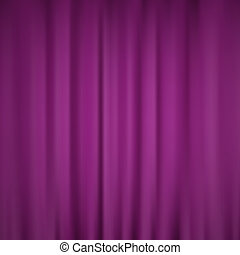 Flowing liquid smooth purple background