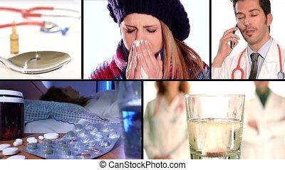 flu and drugs - flu and medicine