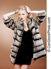 fluffy fashion