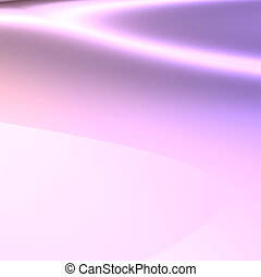 Fluid flowing colors - Abstract wallpaper illustration fluid...