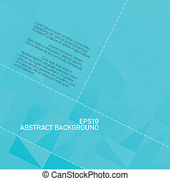 Fluorescent colored patch surface background with sample text. Vector, EPS10