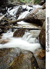 flusso montagna, #2