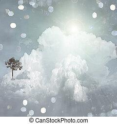 Flux - Strange Cloudscape