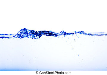 fluxo água