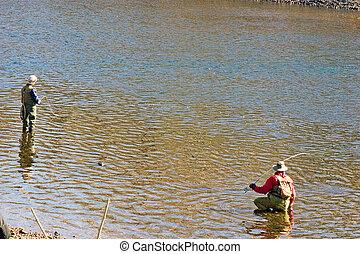Fly fishing 2