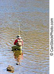 Fly fishing 3