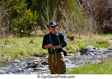 Fly Fishing 4500 - Fly fishing is a popular sport in...