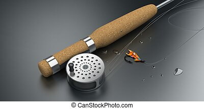 Fly-Fishing Set