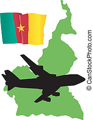 fly me to the Cameroon