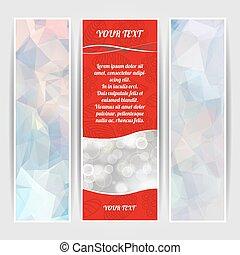 Flyer design content background. Design layout template